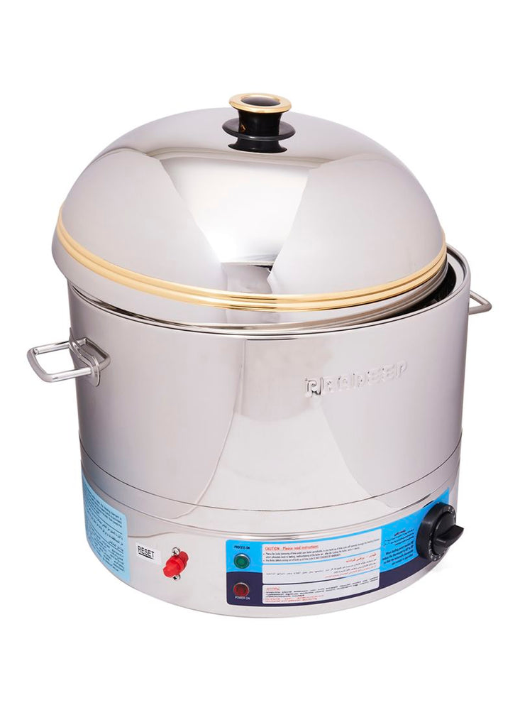 ELECTRICAL CORN STEAMER