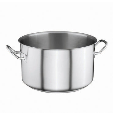 (0121.02019.21) 20*19 STOCK POT SATIN FINISHED, INDUCTION