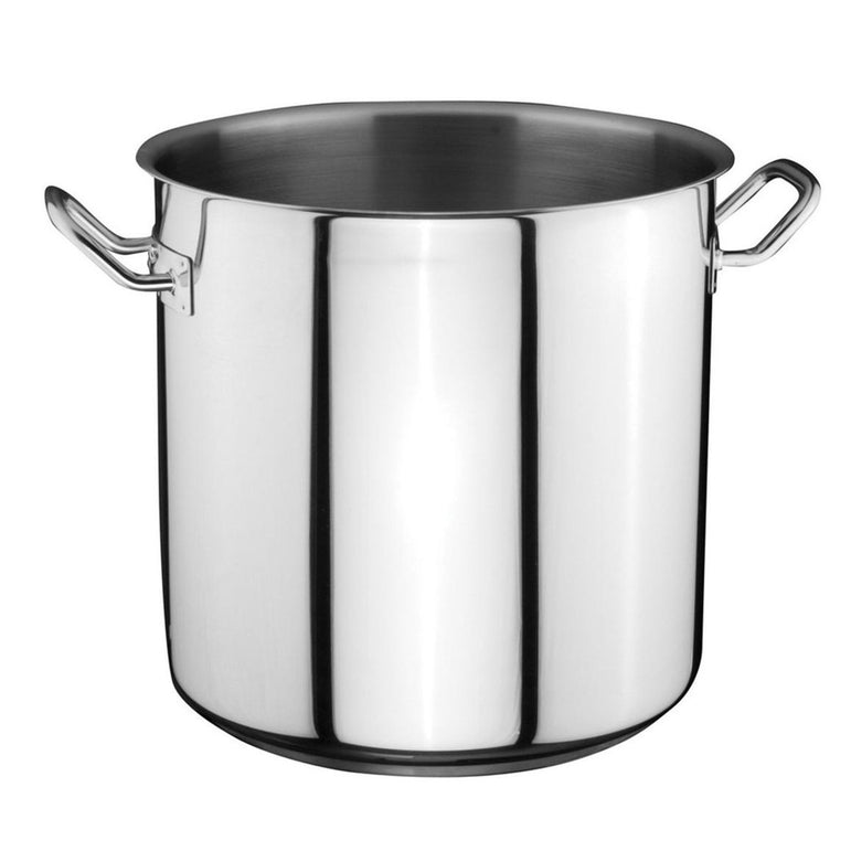 "(0145.04011.01) ""PAN - STAINLESS STEEL HANDLE, W/O LID, Size:40x11cm"""