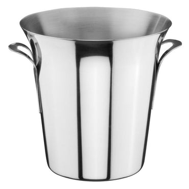 """S/S VILLA ICE BUCKET,  Size: 13X13 cm."" - Mabrook Hotel Supplies"