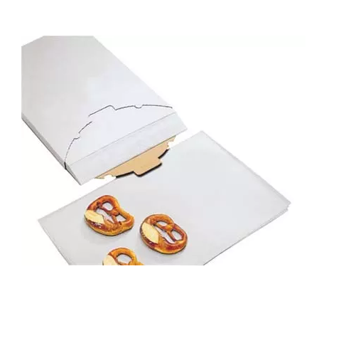 PACKAGING 500 PCS., BAKING PAPER SILICONIZED