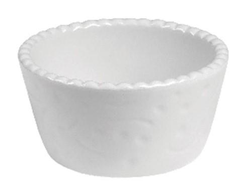 ROYALE PLAIN WHITE RAMEKIN - 7 CM - Mabrook Hotel Supplies