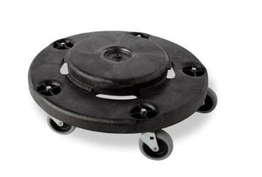 Rubbermaid Brute Dolly Black - Mabrook Hotel Supplies