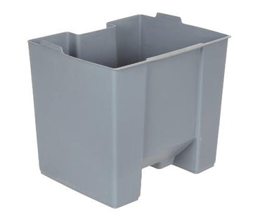 STEP-ON CONTAINER RIGID LINER GRAY