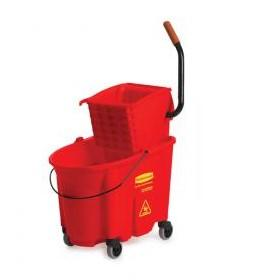 Rubbermaid Mop Bucket RED