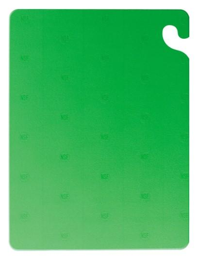 """CUTTING BOARD, WG, DIM: 26.5X32.5X1.5CM, COLOR: GREEN"" - Mabrook Hotel Supplies"