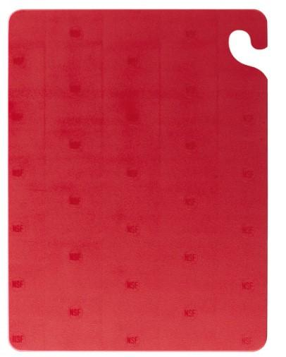 """CUTTING BOARD, WG, DIM: 26.5X32.5X1.5CM, COLOR: RED"" - Mabrook Hotel Supplies"