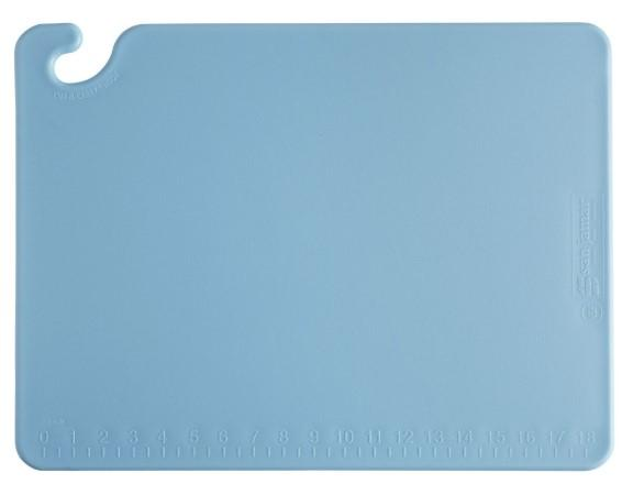 """CUTTING BOARD, WG, DIM: 32.5X53X1.5CM, COLOR: BLUE"""