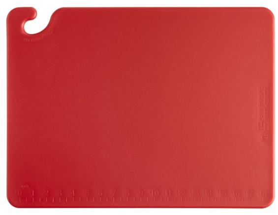 """CUTTING BOARD, WG, DIM: 32.5X53X1.5CM, COLOR: RED"" - Mabrook Hotel Supplies"