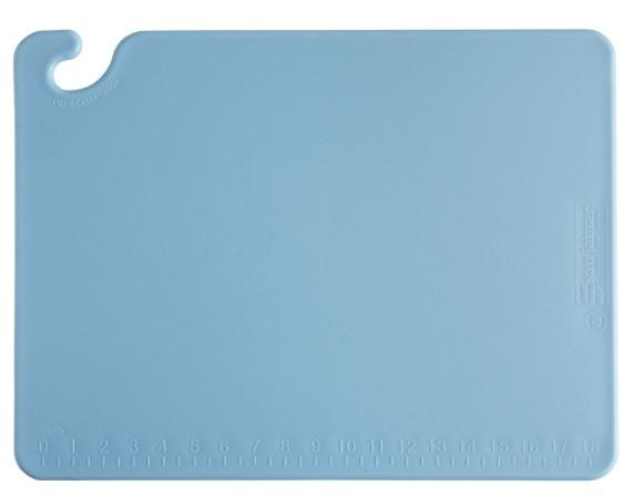 """CUTTING BOARD, WG, DIM: 40X60X1.5CM, COLOR: BLUE"" - Mabrook Hotel Supplies"