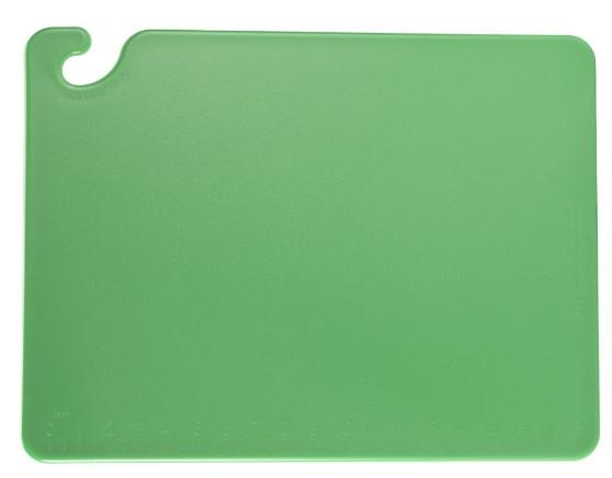 CUTTING BOARD WG DIM: 40X60X1.5CM COLOR: GREEN