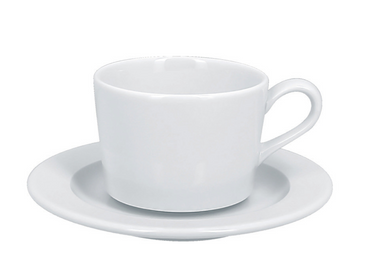 RAK ACCESS TEA CUP SAUCER - Mabrook Hotel Supplies