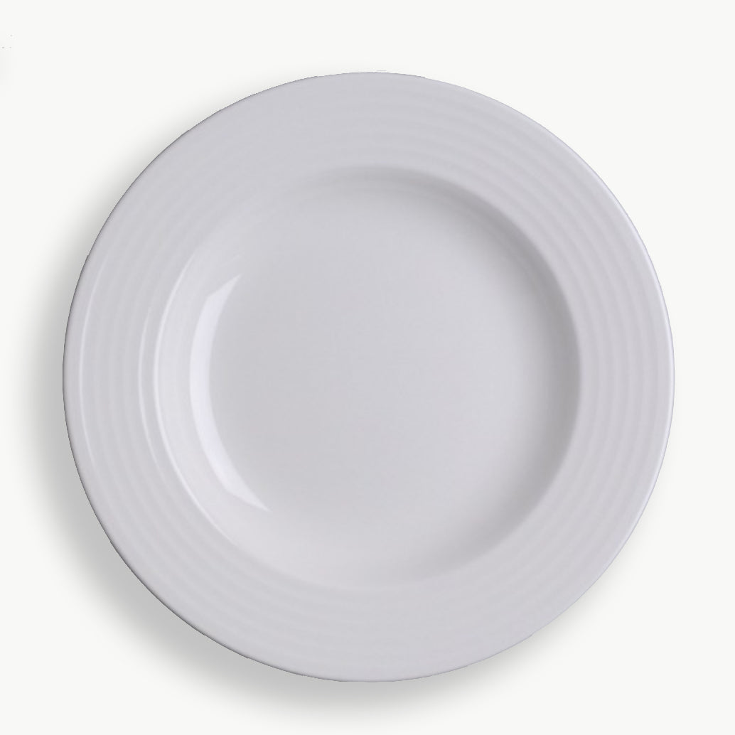 RAK RONDO-BANQUET DEEP PLATE - Mabrook Hotel Supplies