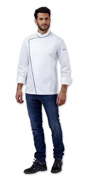 CHEF JACKET WHITE - Mabrook Hotel Supplies