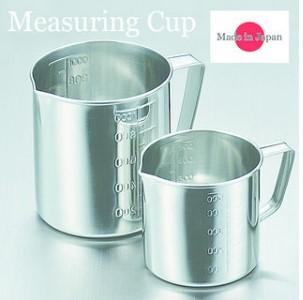 18-8 STAINLESS STEEL MEASURING CUP (1000CC) DIM: 110X108MM. - Mabrook Hotel Supplies