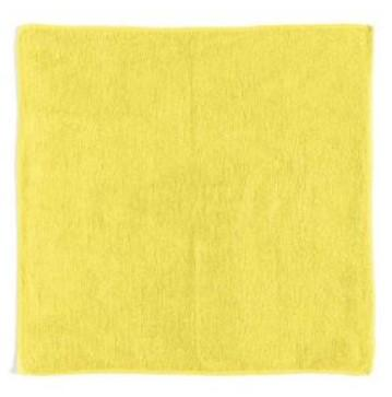 MULTI-T MICROFIBRE CLOTH, SIZE: 40 X 40cm, YELLOW (PACK OF 5)