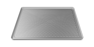 Aluminium Perforated Tray, Dim.: 600x400 mm. - Mabrook Hotel Supplies