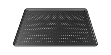 Teflon Coated Perforated Aluminum Tray, Dim.: 600x400 mm. - Mabrook Hotel Supplies