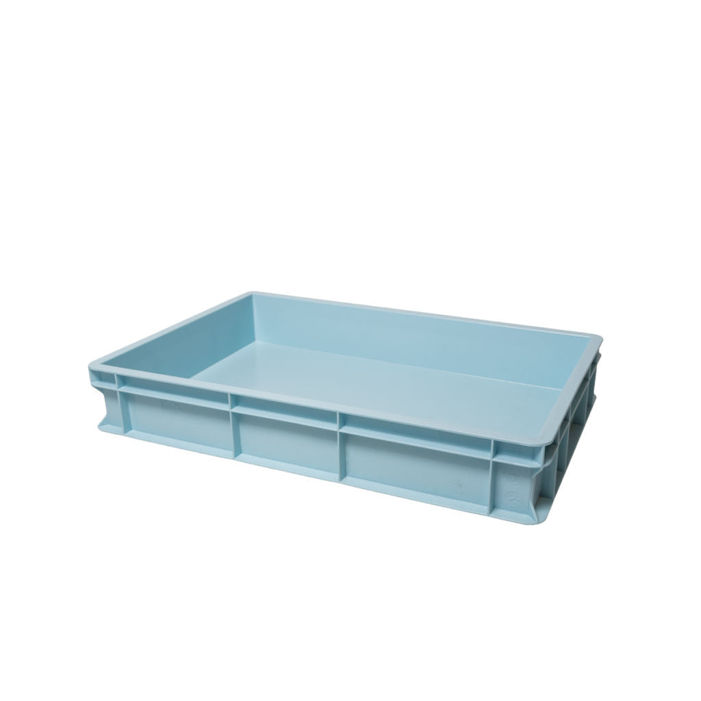 DOUGH CASE LIGHT BLUE - 19 L - Mabrook Hotel Supplies