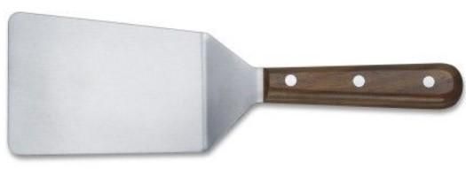 """VICTORINOX SPATULA, SHAPED OFFSET, FLEXIBLE, BLADE 8X11CM"" - Mabrook Hotel Supplies"