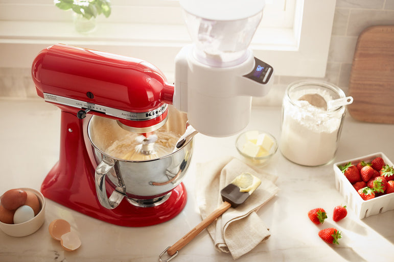 KITCHENAID SIFTER & SCALE ATTACHMENT - Mabrook Hotel Supplies