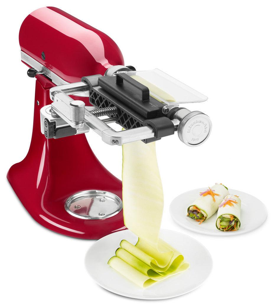 KITCHENAID VEGETABLE SHEET VUTTER ATTACHMENT