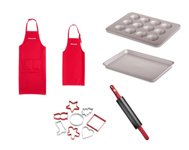 KITCHENAID FAMILY BAKING SET - Mabrook Hotel Supplies