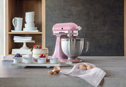KitchenAid ARTISAN 4.8 L Tilt-Head Stand Mixer- DRIED ROSE.