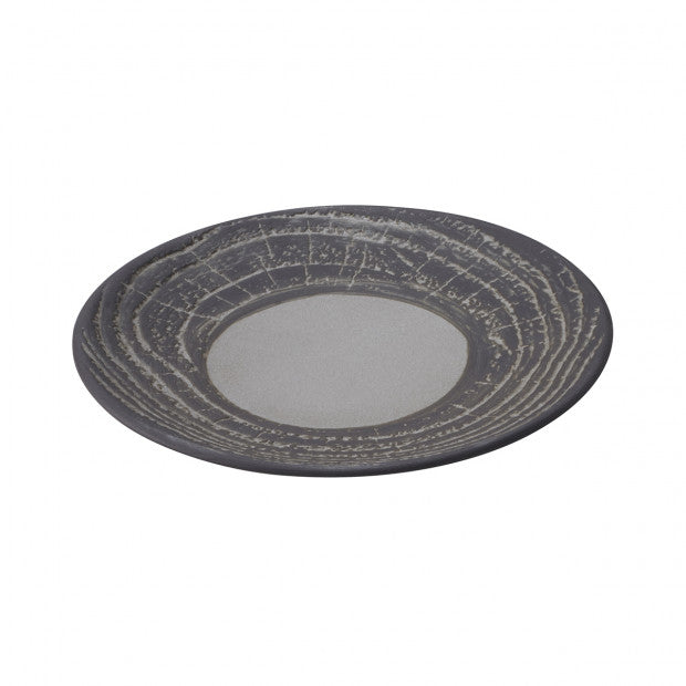 REVOL ARBORESCENCE BREAD PLATE (PEPPER) - 16 CM