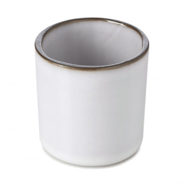 REVOL CARACTERE COFFEE CUP WHITE - 2 3/4 OZ - Mabrook Hotel Supplies