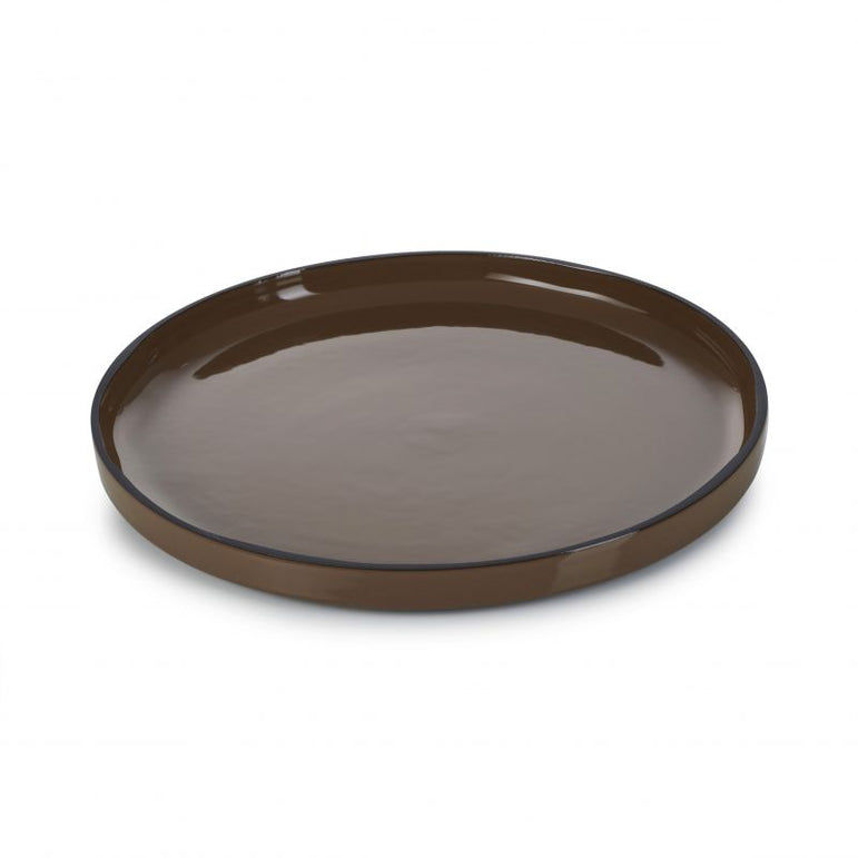 REVOL CARACTERE DINNER PLATE TONKA- 28 CM - Mabrook Hotel Supplies