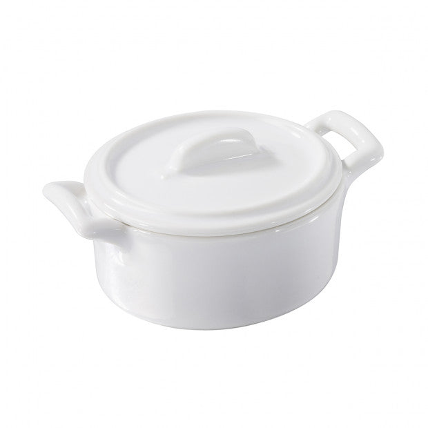 REVOL BELLE CUISINE OVAL MINI COCOTTE - 2.75 OZ - Mabrook Hotel Supplies