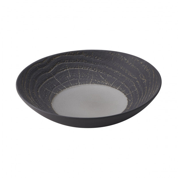 REVOL ARBORESCENCE COUPE PLATE, PEPPER - DIA. 24 CM - Mabrook Hotel Supplies