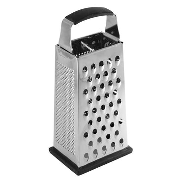 """PLASTIC HANDLE GRATER, 9"""", 4 SIDES TAPERED"""