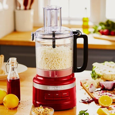 KITCHENAID 2.1L Food Processors - EMPIRE RED - Mabrook Hotel Supplies