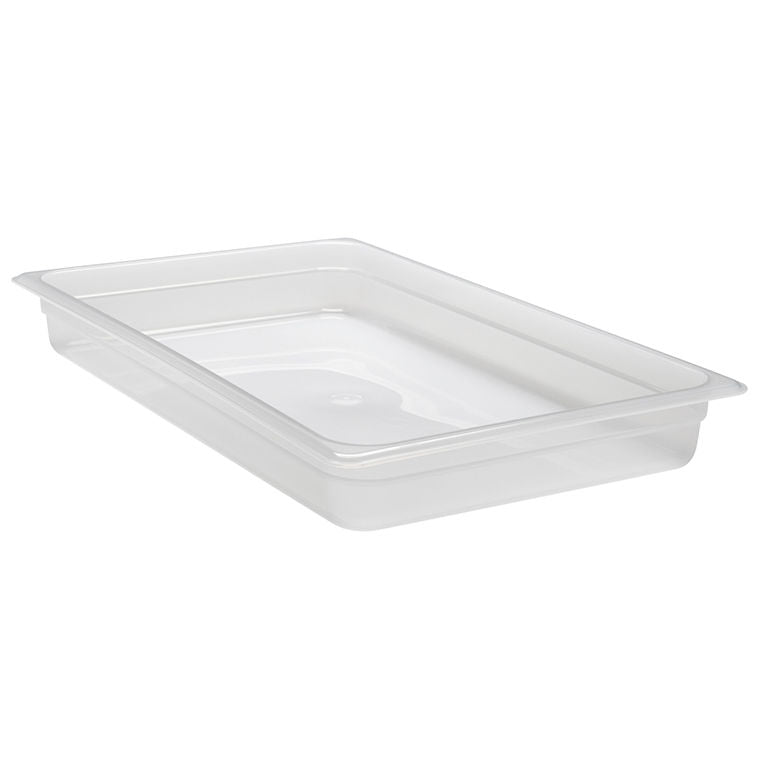 Cambro, GN 1/1 Polypropylene food pan, WHITE - Mabrook Hotel Supplies