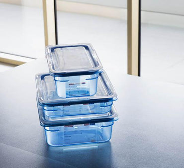Food Box airtight containers BPA Free GN 1/3 , Capacity: 3.7L