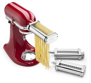 KITCHENAID PASTA ROLLER AND CUTTER