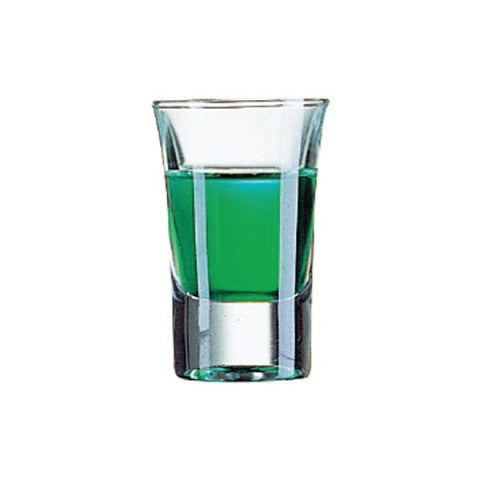ARCOROC GOBLET HOT SHOT GLASS - 1 OZ