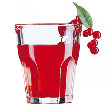 ARCOROC GRANITY TEMPERED SHOT GLASS - 1.5 OZ