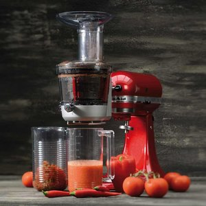 KITCHENAID MAXIMUM EXTRACTION SLOW JUICER AND SAUCE ATTACHMENT - Mabrook Hotel Supplies
