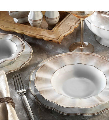 KUTAHYA DINNER SET 83 PCS - Mabrook Hotel Supplies