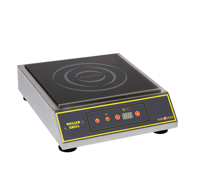 ROLLER GRILL PROFESSIONAL SINGLE INDUCTION - Mabrook Hotel Supplies