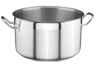 OZTI SAUCE POT SEMI SATIN SEMI MIRROR FINISHED - Mabrook Hotel Supplies