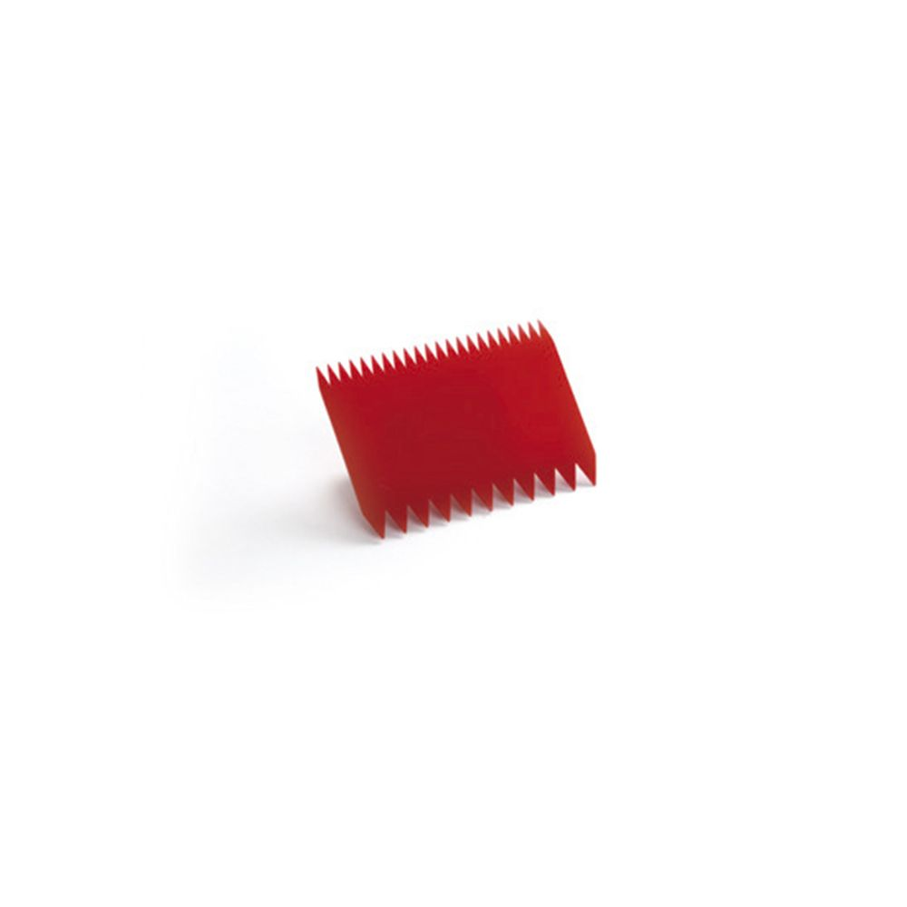 PAVONI STANDARD SCRAPER COMB -110x80 MM - Mabrook Hotel Supplies