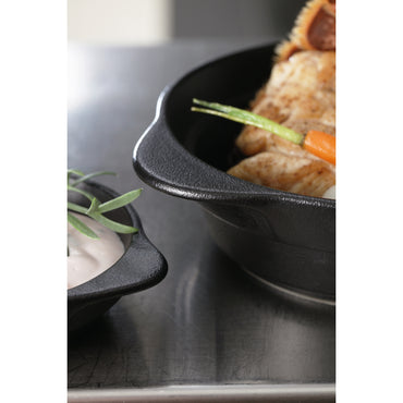 RAK COOKWARE-NEO FUSION ROUND COCOTTE - Mabrook Hotel Supplies
