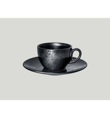 RAK BARISTA-KARBON TEA CUP - Mabrook Hotel Supplies