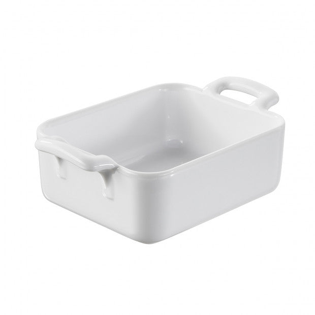 REVOL BELLE RECTANGULAR BAKING DISH - 12X10 CM - Mabrook Hotel Supplies