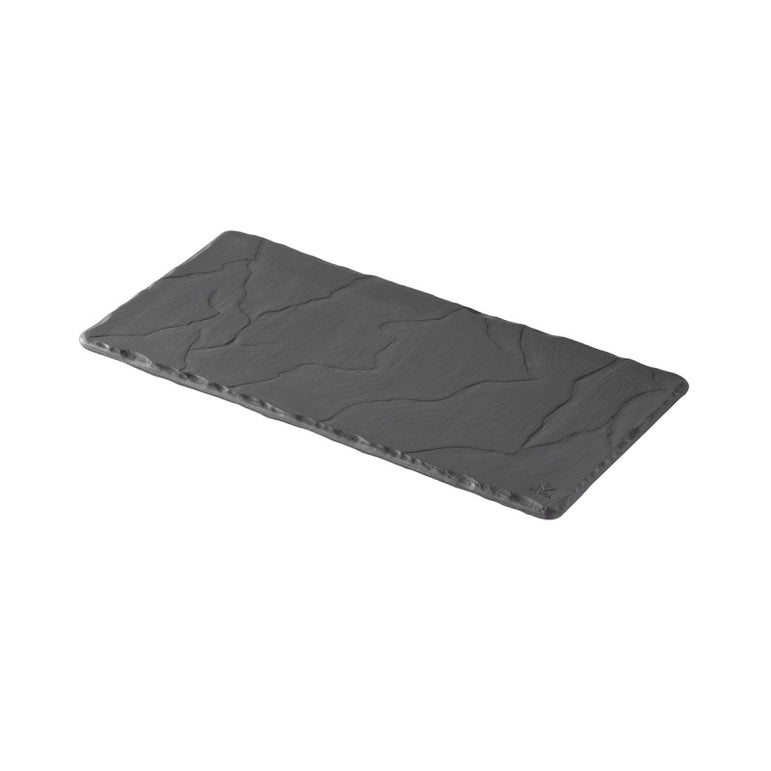 REVOL BASALT RECTANGULAR TRAY- 25X12 CM - Mabrook Hotel Supplies