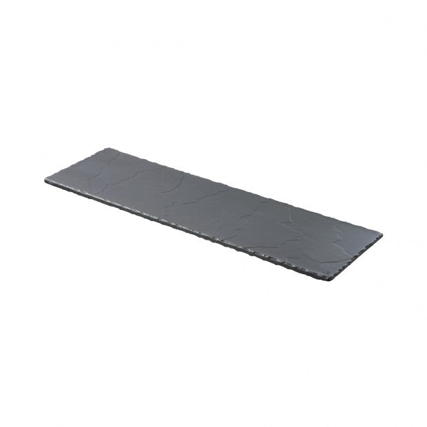 REVOL BASALT RECTANGULAR TRAY - 2/4 GASTRO - Mabrook Hotel Supplies